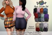 JellyRoll - Anna Sweater Set FATPACK