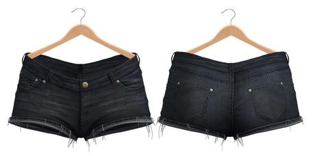 Blueberry - Frappe - Denim Shorts - Vox