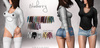 Blueberry - Frappe - Bodysuits - Fat Pack