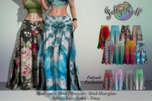JellyRoll - Calliope Maxi Skirt FATPACK