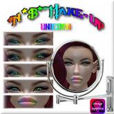*N*B* Make-up UNICORN
