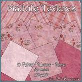Madville Textures - Velvet Fabrics 01 - Rose