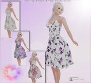 ~*~Shar's Dresses~*~Maitreya Lara dresses pack