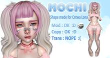 [ x ] Stitches [ x ] Mochi CATWA Lona Bento Shape