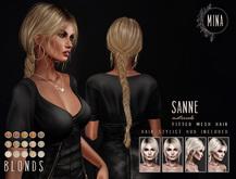 MINA - Sanne - Blonds