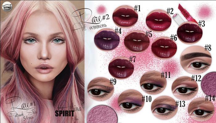 SPIRIT Skins - Albina Common #12