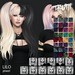TRUTH Lilo (Fitted Mesh Hair) - Jewel
