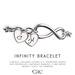 Infinity bracelet vendor