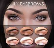"Insol: ""Lily eyebrows"" (CATWA)"
