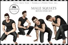 KOPFKINO - Male Squats (attach HUD to unpack)