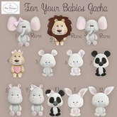 Bee Designs For Your Babies Gacha 6