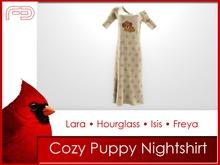 [FB] Puppy Nightshirt