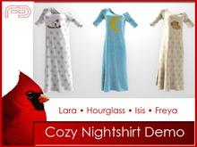 [FB] Cozy Nightshirt Demo