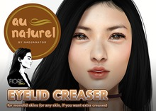 auNaturel // Fiore Eyelid Creaser