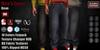 GAS [Men's Jeans Dean - 10 Colors w/HUD FATPACK]