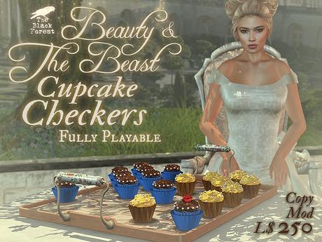 TBF Cupcake Checkers