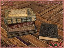 Z.O.E. Vintage Books 5