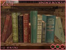 Z.O.E. Vintage Books 4