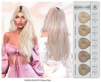 RAMA.SALON - Chiara Hair 'BLONDES LIGHT'