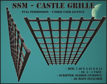 SSM - Castle Grille
