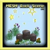 MESH! Rock Scene by Rah Rehula