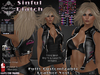 ppd  sinful biatch leather vest   fat pack