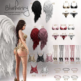 #4 Blueberry - Angelberry - RARE - Bra - Slayer -Maitreya-