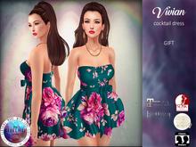 .:TBO:. Vivian - cocktail dress -slink-maitreya-belleza-TMP-standard sizes