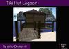 Tiki Hut House Lagoon