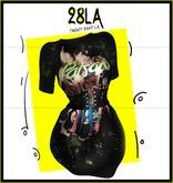 28LA. Poison Belted Dress