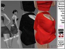 bag Skirt Viviana red W/S *Arcane Spellcaster* Ak-Creations