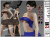 bag Top Viviana W/CH *Arcane Spellcaster* Ak-Creations