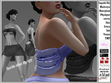 bag Top Viviana Violet W/S *Arcane Spellcaster* Ak-Creations
