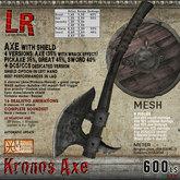 Kronos Axe (box)