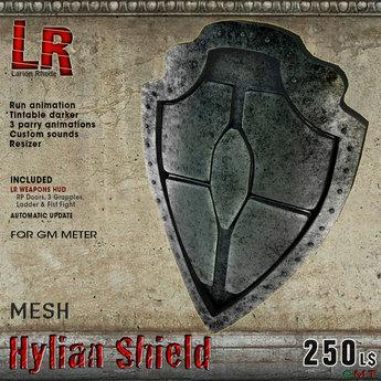 Hylian Shield (box)