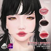 {S0NG} Bitten Liptints - Catwa + Omega Appliers