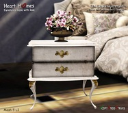 <Heart Homes> The Royal Nightstand