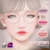 {S0NG} Silky Liptints - Catwa + Omega Appliers