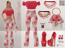 Maci ~ [PROMO] Dalia Outfit (for Maitreya, Slink & Belleza Mesh Bodies)