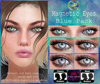 .Viki. Magnetic Eyes - Blue Pack (Wear)