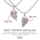 Cae :: Best Friends :: Necklace [Rez & Touch]