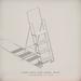 [ keke ] metal step ladder - white