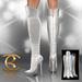 BAX Prestige Boots Silver