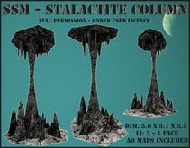 SSM - Stalactite Column