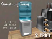 {{Something Savvy}} Working Water Cooler