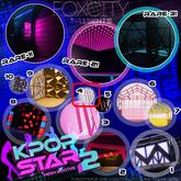 FOXCITY. K-POP Star 2. (4) Hush - White (Common)