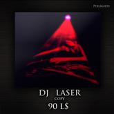 DJ LASER  (LIGHTING CLUB LIGHTS LASER SMOKE LASERLIGHT   club spotlights lights laser