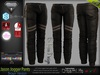 JASON BROWN Male Jogger Pants MESH - ADAM, AESTHETIC, SIGNATURE GIANNI, SLINK, TMP, JAKE - FashionNatic