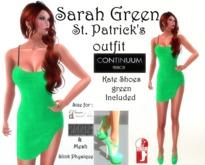 Continuum Sarah green