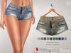 Bens Boutique - Annika Denim Short Hud Driven